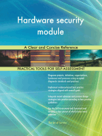 Hardware security module A Clear and Concise Reference
