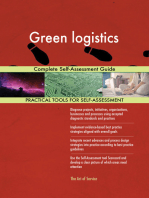 Green logistics Complete Self-Assessment Guide
