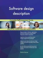 Software design description Complete Self-Assessment Guide