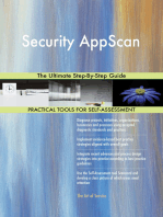 Security AppScan The Ultimate Step-By-Step Guide