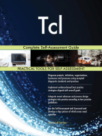 Tcl Complete Self-Assessment Guide