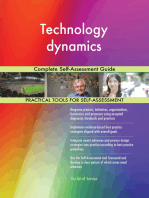 Technology dynamics Complete Self-Assessment Guide