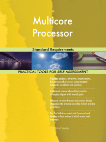 Multicore Processor Standard Requirements