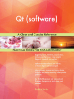 Qt (software) A Clear and Concise Reference