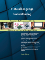 Natural-Language Understanding Complete Self-Assessment Guide