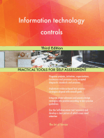 Information technology controls Third Edition