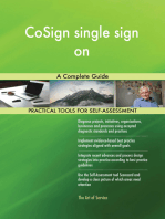 CoSign single sign on A Complete Guide