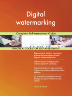 Digital watermarking Complete Self-Assessment Guide