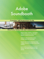 Adobe Soundbooth Complete Self-Assessment Guide