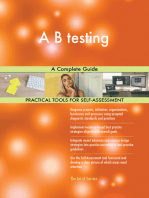 A B testing A Complete Guide