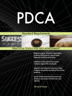 PDCA Standard Requirements