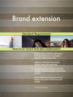 Brand extension Standard Requirements