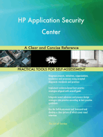 HP Application Security Center A Clear and Concise Reference