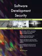 Software Development Security Complete Self-Assessment Guide