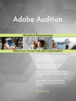 Adobe Audition Standard Requirements