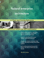 Federal enterprise architecture A Clear and Concise Reference