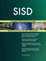 SISD Complete Self-Assessment Guide
