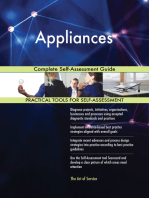 Appliances Complete Self-Assessment Guide
