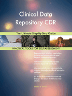 Clinical Data Repository CDR The Ultimate Step-By-Step Guide