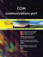 COM communications port Third Edition