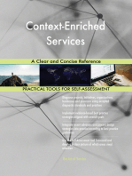 Context-Enriched Services A Clear and Concise Reference