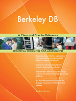 Berkeley DB A Clear and Concise Reference