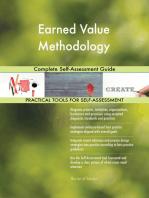 Earned Value Methodology Complete Self-Assessment Guide