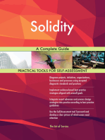 Solidity A Complete Guide