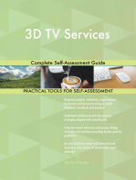 3D TV Services Complete Self-Assessment Guide