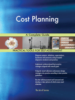 Cost Planning A Complete Guide