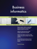 Business informatics A Clear and Concise Reference