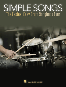 Simple Songs: The Easiest Easy Drum Songbook Ever