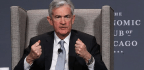 Powell Says US-China Trade War Poses Inflation Risk
