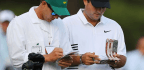 Patrick Reed Goes Low To Take Second-round Lead At Masters