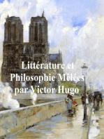 Littérature et Philosophie Mêlées