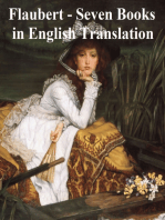 Flaubert - Seven Books in English Translation