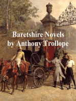 Barsetshire Novels