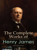 The Complete Works of Henry James (Illustrated Edition)