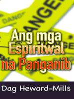 Ang Mga Espiritwal Na Panganib
