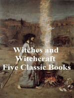 Witches and Witchcraft