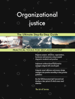 Organizational justice The Ultimate Step-By-Step Guide