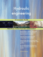 Hydraulic engineering A Complete Guide