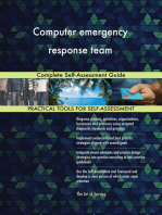 Computer emergency response team Complete Self-Assessment Guide