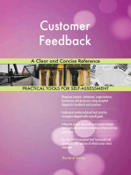 Customer Feedback A Clear and Concise Reference