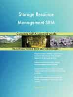 Storage Resource Management SRM Complete Self-Assessment Guide