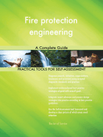 Fire protection engineering A Complete Guide