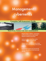Management cybernetics Complete Self-Assessment Guide