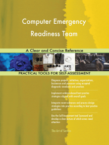 Computer Emergency Readiness Team A Clear and Concise Reference