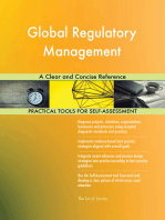 Global Regulatory Management A Clear and Concise Reference