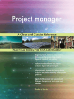Project manager A Clear and Concise Reference